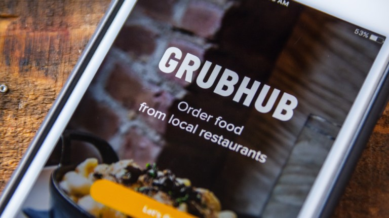 shutterstock 487851409 - GrubHub: Good news for all businesses using entrepreneurs