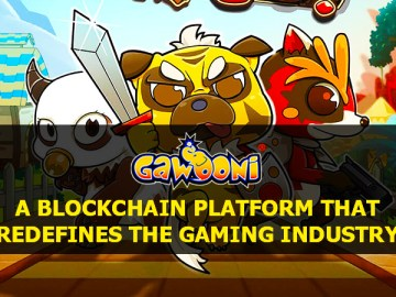 Gawooni 7 cryptorus - Gawooni Presents The Future Of Gaming With Its Decentralized Gaming Platform
