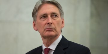 Philip Hammond - UK Government Launches Competition Working Group to Harness Fintech Benefits