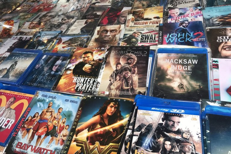 movie store - ZhongAn wants to identify the pirates of the media with the tool Blockchain