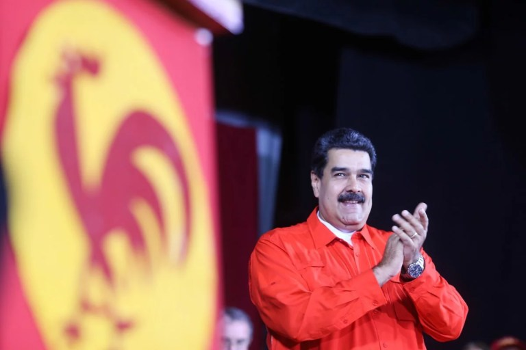 Maduro stage - Venezuela's Bolivar sees 454% inflation in the first quarter as Maduro Hawks the Petro