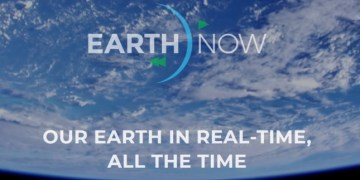 earthnow header - EarthNow promises real-time views of the entire planet from a new constellation of satellites