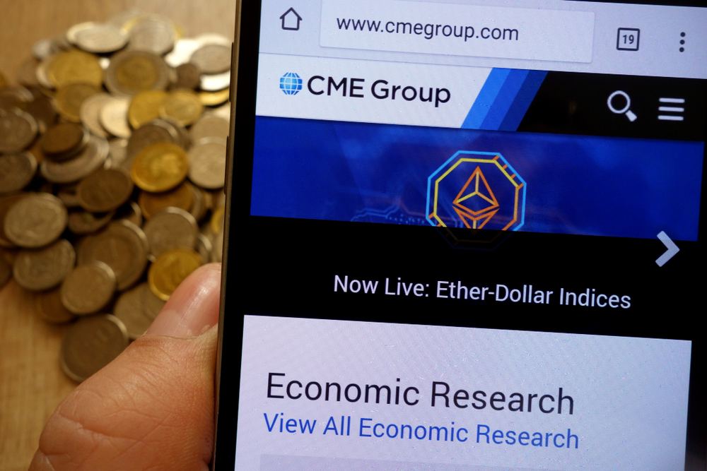 1526478014 750 ethereum futures watch the cme group says it measures the interest of the customer - Ethereum Futures Watch: The CME Group says it measures the interest of the customer