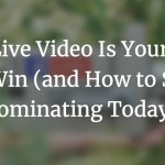 live video your next big win cover image - Reading list: Steven Cook, president of Voltage