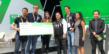 wingly startup battlefield europe - And the winner of Startup Battlefield Europe at VivaTech is ... Wingly