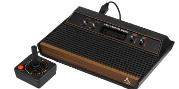 Atari 2600 Wood 4Sw Set - Inside the rise and fall of Atari