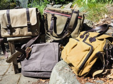 bagweek header 1010009 - Bag Week 2018: Oilcloth Bags of Filson, Ona, Croots and More