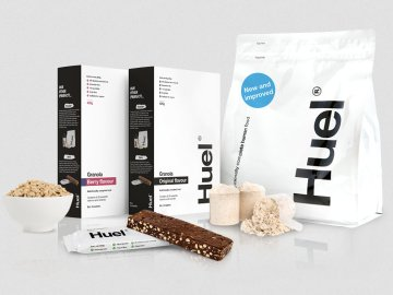 "how did a start up take control of a nutritionally complete powder diet - How did a start-up take control of a ""nutritionally complete"" powder diet?"