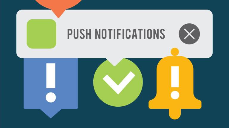 push notifications shutterstock 317543768 - Using push notifications for the retention of mobile applications