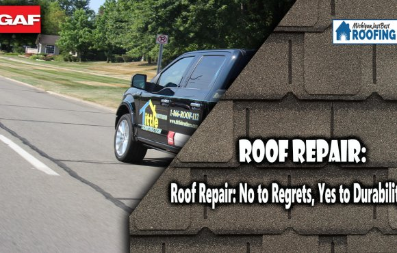 Roof Repair: No to Regrets, Yes to Durability