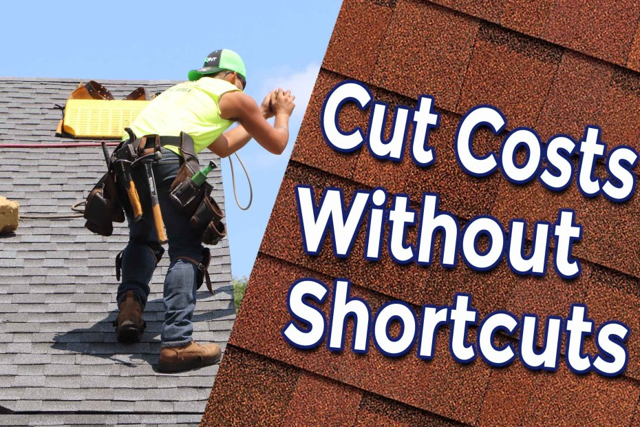 Modern Roof Repair: How to Cut Costs Without Shortcuts