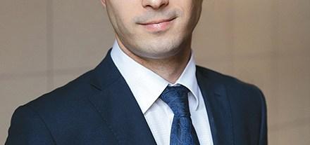 Директор ЦРПП Даниил Старковский
