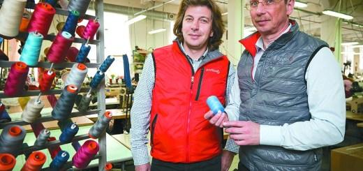 Владислав Мороз и Александр Глушковский, основатели «Red Fox», начали «швейную карьеру» в альпинизме.