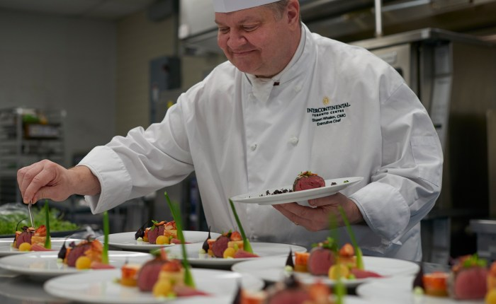 EXPERIENCE THE MASTER CHEF DIFFERENCE