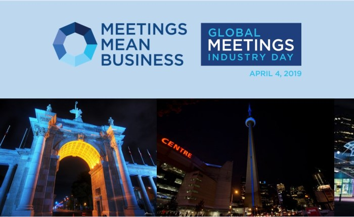 TORONTO SHINES BRIGHT AND BLUE FOR GMID 2019