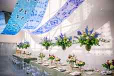 Atrium Wedding Dinner