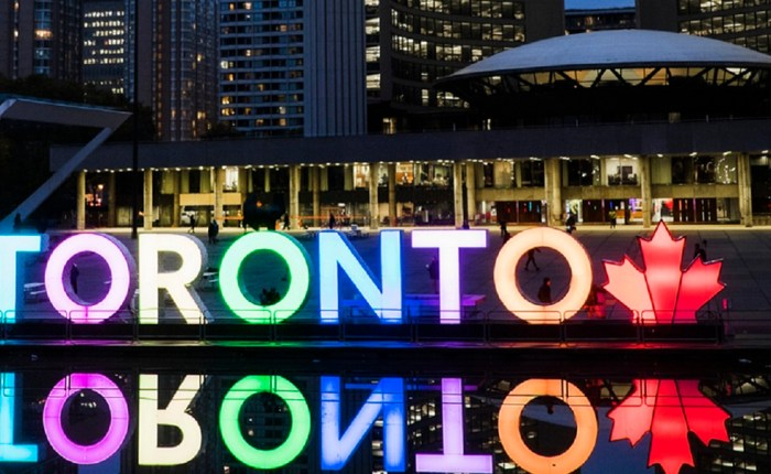 TORONTO SETS NEW VISITOR RECORD IN 2019