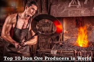 iron ore producing countries
