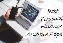 personal finance app android