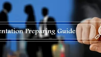 steps to prepare effective presentation