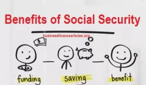 benefits of social security