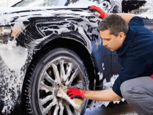 Parking car wash license for sale in Dubai