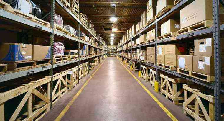 Packaging and storage warehouse business for sale in Dubai