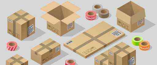 Packaging and storage warehouse for sale in Dubai