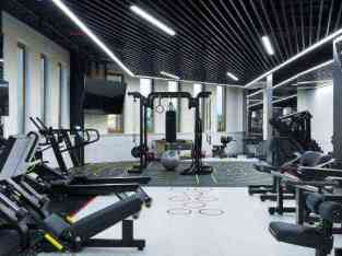 Well Running Gym for Sale in Dubai