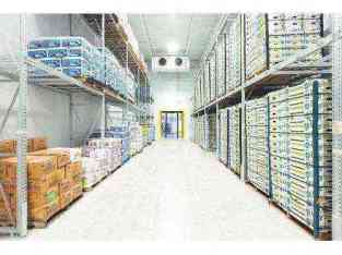 Warehouse With Cold Store Freezer van Available business for sale in Dubai