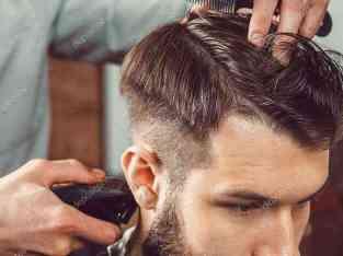 profitably running gents salon for sale in Dubai