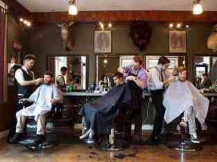 Men's barber shop for sale in Dubai