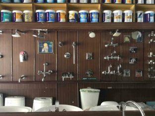 Hardware sanitary shop for sale in Sharjah