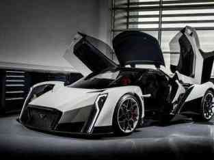 Supercar manufacturing business for sale in UAE