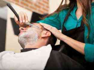 Profitably running gents salon for sale in UAE