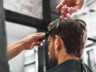 12 year old profitably running gents salon For sale in Dubai
