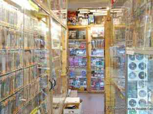 New Video Games Shop for sale in Dubai
