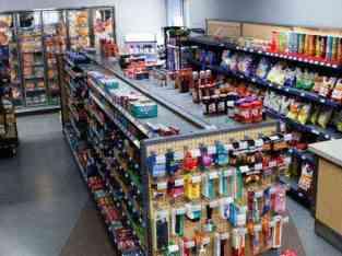 Low Price Mini Mart for sale in Dubai