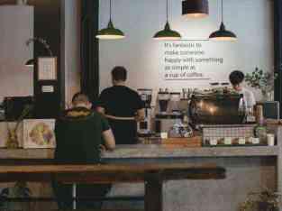 迪拜咖啡馆餐厅