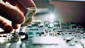 두바이에서 판매되는 전자 제품 매장