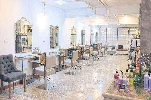 Premium Ladies Salon for sale in Dubai