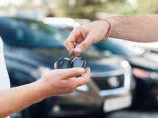 दुबई में बिक्री के लिए एक कार किराए पर लें