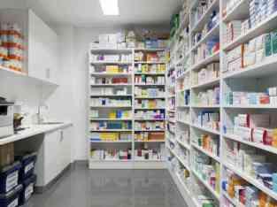 Venda de farmacia ión Dubai