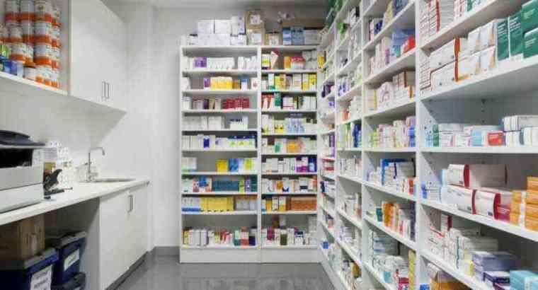 Pharmacy for Sale ion Dubai