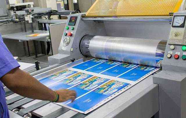 Advertising and printing business for sale in Dubai