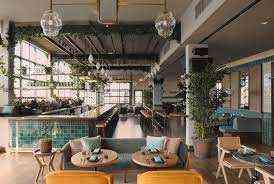 Véndese unha cafetería en Dubai