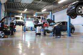 Auto Vehicle Repair Garage for Rent in Dubai