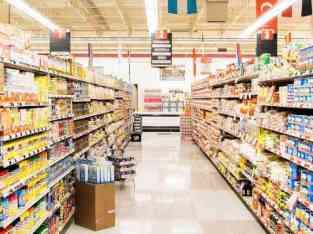 Голем супермаркет на продажба во Дубаи