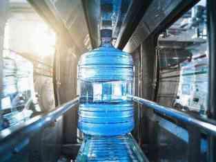 Véndese fábrica de auga potable en Dubai
