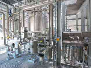 Well Established Profitable Oil Mixing and Packaging Plant for Sale.in Dubai